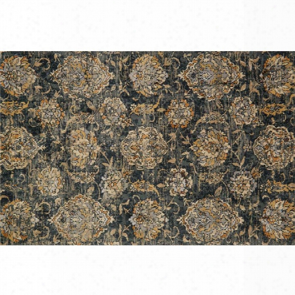 Loloi Torrance 9'3 X 13' Transitional Rug In Charcoal
