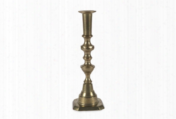 "10"" Tall Georgian Candlestick Design By Sir/madam"