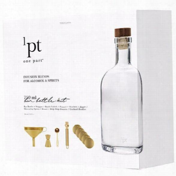 1pt Bar Bottle Kit Design By Teroforma