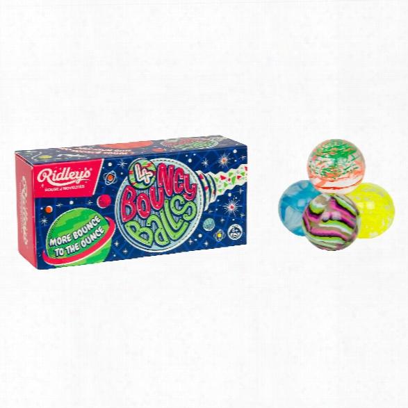 4 Bouncy Balls Design By Wild & Wolf