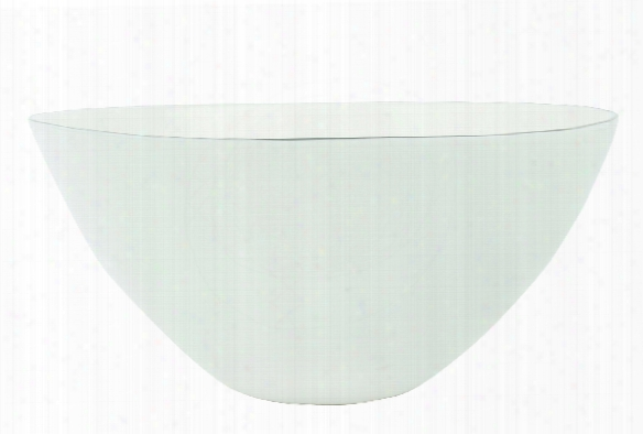 Abbesses Bowl In Platinum In Various Sizes Design By Canvas