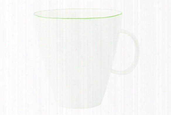 Abbesses Mug In Green Design By Canvas