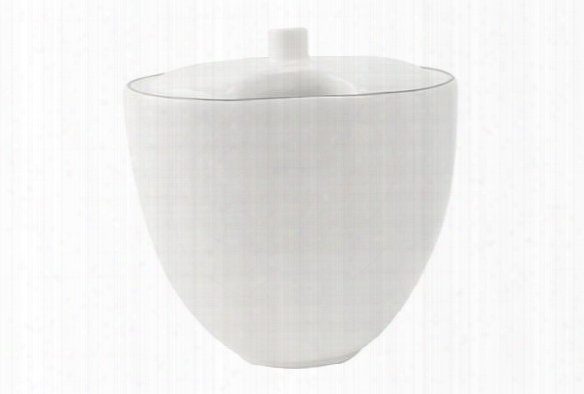 Abbesses Sugar Bowl In Grey Design By Canvas