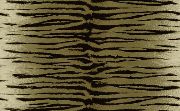 Abby Animal Skin Wallpaper In Greys And Browns Design By Carl Robinson