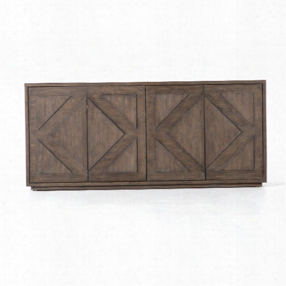 Abetone Sideboard In Medium Brown