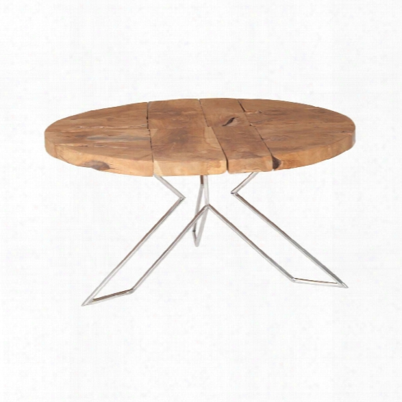 Abstract Priyo Accent Table Design By Lazy Susan