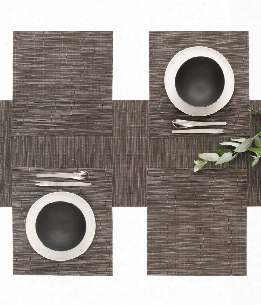 Bamboo Square Tablemat In Multiple Colors Design By Chilewich