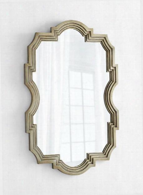 Bancroft Mirror Design By Cyan Design