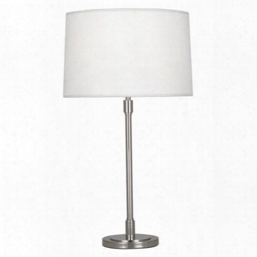 Bandit Table Lamp In Polished Nickel Design By Jonathan Adler