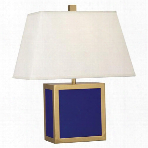 Barcelona Accent Lamp In Royal Blue Design By Jonathan Adler