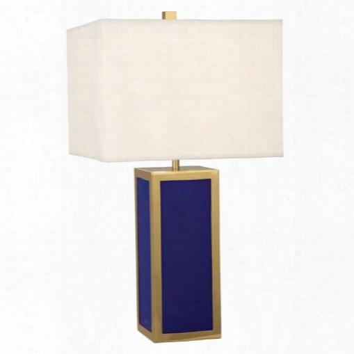 Barcelona Table Lamp In Royal Blue Design By Jonathan Adler