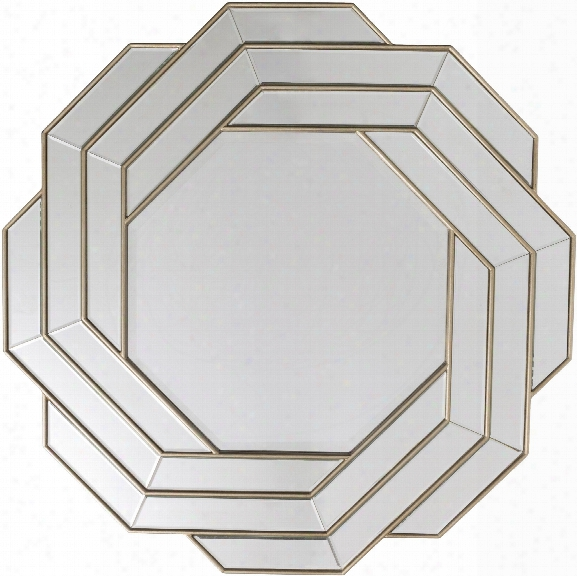 Barlow Wall Mirror Design By Surya