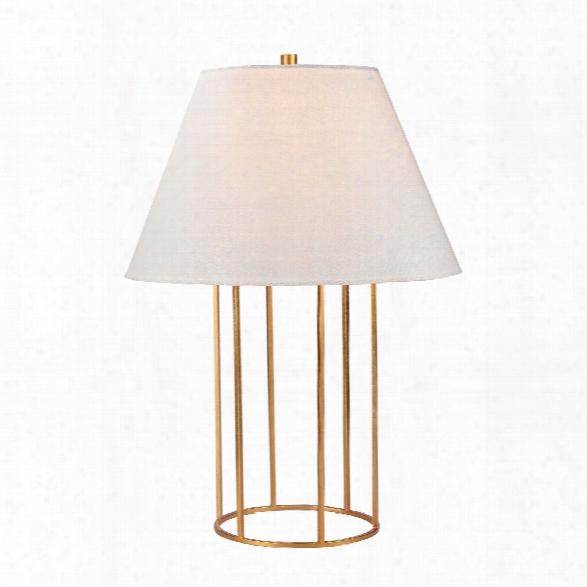 Barrel Frame Table Lamp Design By Lazy Susan