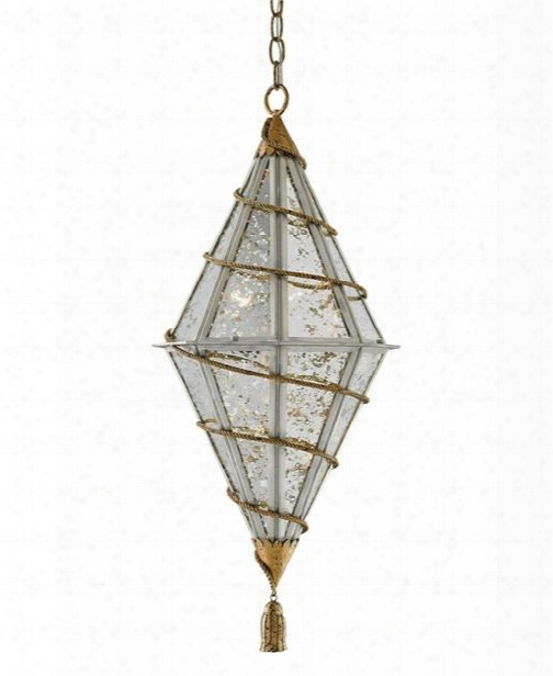 Basilica Pendant Design By Currey & Company