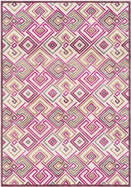 Basilica Rug In Bright And Butter Design By Surya