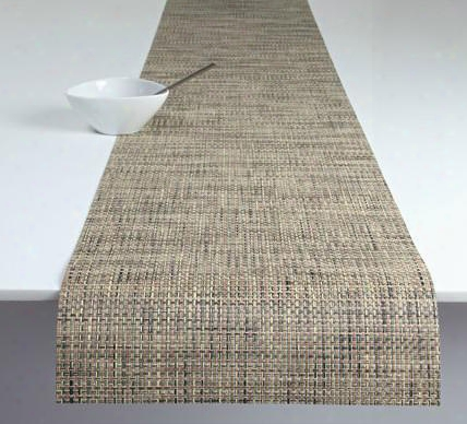 Basketweave Runner In Multiple Colors Design By Chilewich