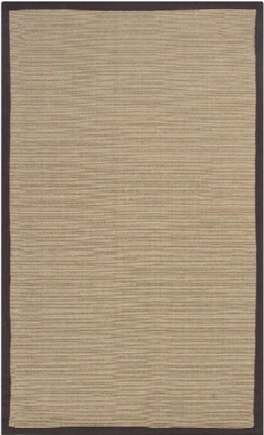 Bay Ollection Hand-woven Area Rug In Tan &amo; Brown Design By Chandra Rugs
