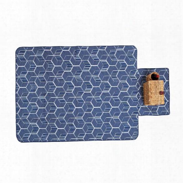 Beach Blanket In Lennox Design By Sunnylife