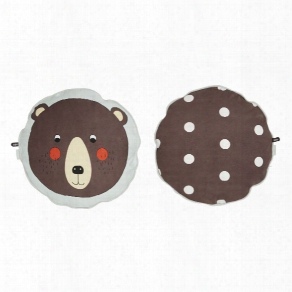 Bear Cushion Design By Oyoy