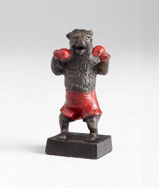 Bear Down Sculpture Design By Cyan Design
