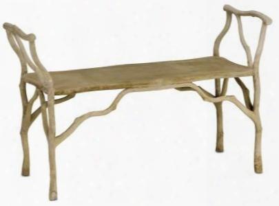 Beaujon Bench Design By Currey & Company