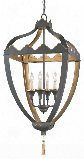 Beaumont Lantern Design By Currey & Company