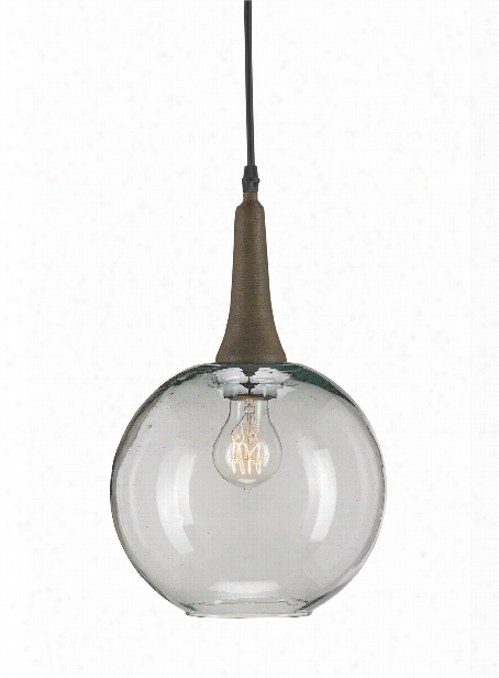 Beckett Pendant Design By Currey & Company
