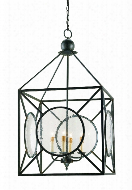 Beckmore Lantern Design By Currey & Company