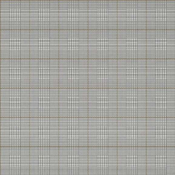 Sample Harris Plaid Wallpaper In Black, Brown, And Ivory By Ashford House For York Wallcoverings