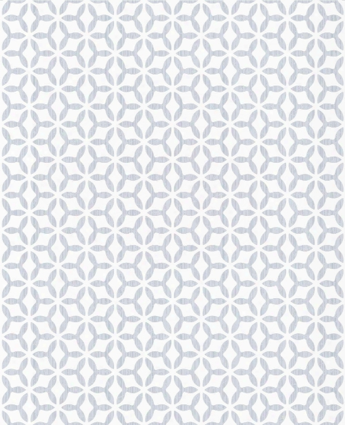 Sample Helice Wallpaper In Silver From The Symmetry Collection By Graham & Brown