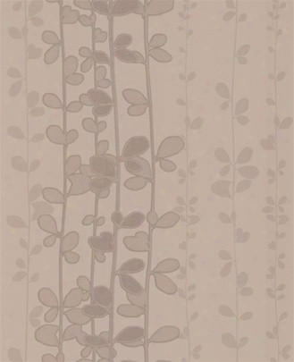 Sample Liberty Wallpaper In Mocha B Ygraham And Brown