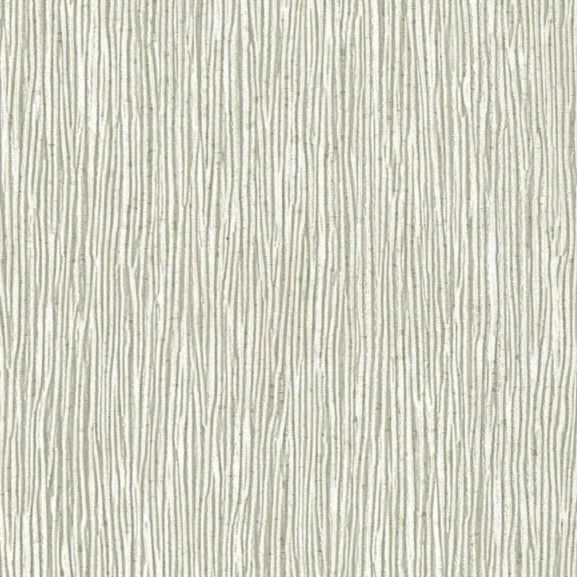 Sample Lux Lounge Wallpaper In Ivory And Neutrals By Candice Olson For York Wallcoverings