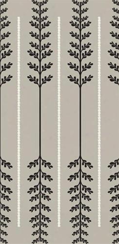 Sample Of Ferns Wallpaper In Tan Multi - Kreme