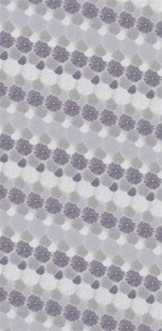 Sample Of Sundials Wallpaper In Grey Multi - Kreme