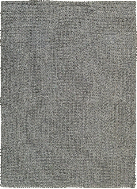 Sand & Slate Rug In Grey Design By Nourison