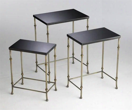Sanders Nesting Tables Design By Cyan Design
