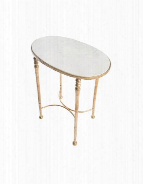Sangallo Marble Top Side Table Design By Aidan Gray