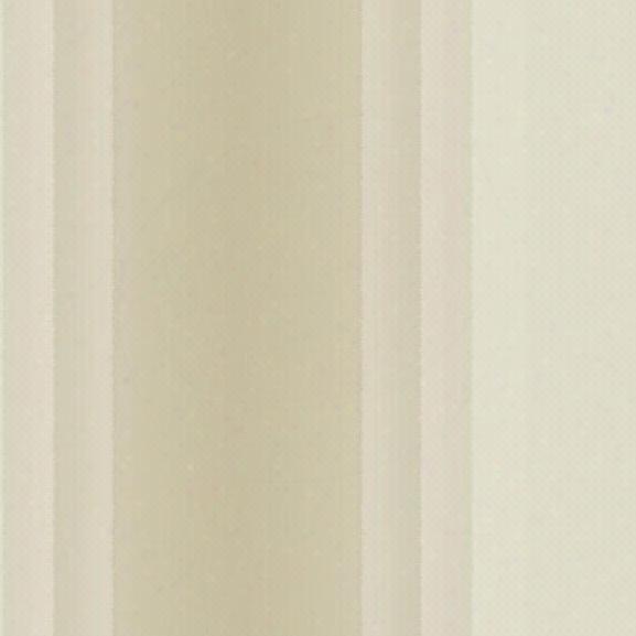 Cinnabar Stripe Wallpaper In Beige By Ronald Redding For York Wallcoverings