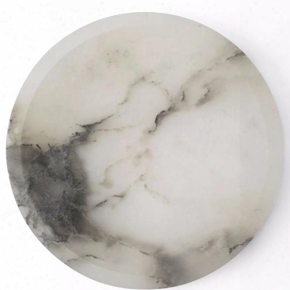 Circular Bowl In Cloud Stone Design By Menu