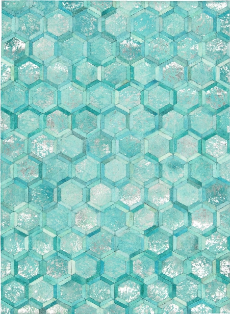 City Chic Rug In Turquoise Design By Nourison