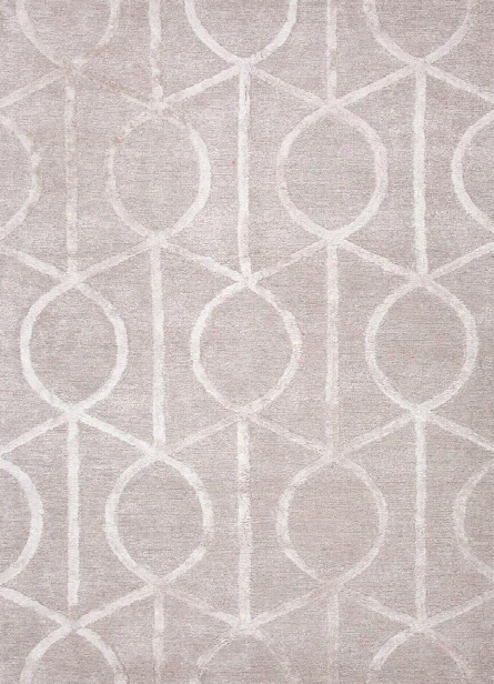 City Collection Seattle Wool And Art Silk Area Rug In Ashwood & Classic Gray Design By Jaipur