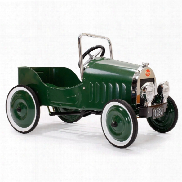 Classic Pedal Car In Various Colors Design By Bd
