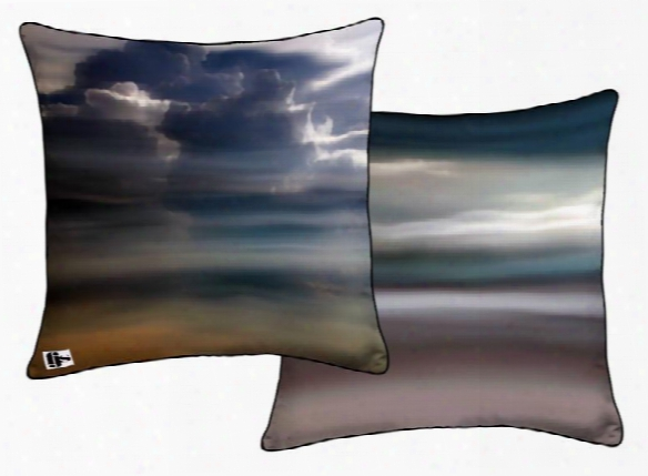 Clouds Two Sided Pillow Design By Fjs