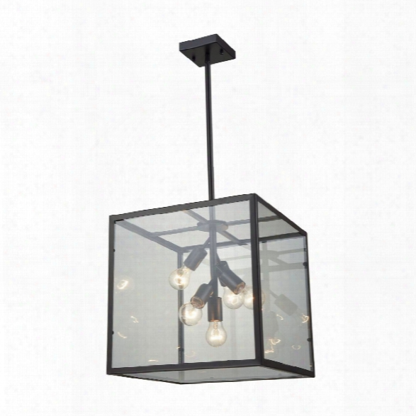 Cluster Box Pendant Design By Lazy Susan