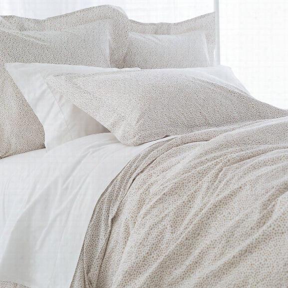Confetti Grey & Linen Bedding Design By Pine Cone Hill
