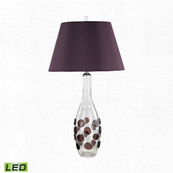 Confiserie Led Table Lamp Garnet Design By Lazy Susan