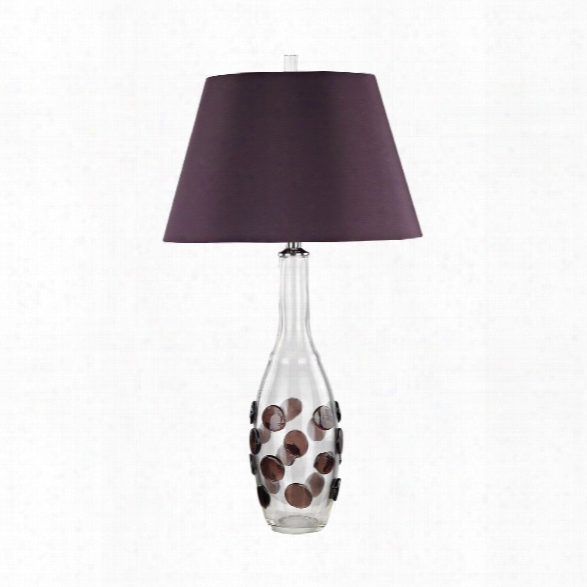 Confiserie Table Lamp Garnet Design By Lazy Susan