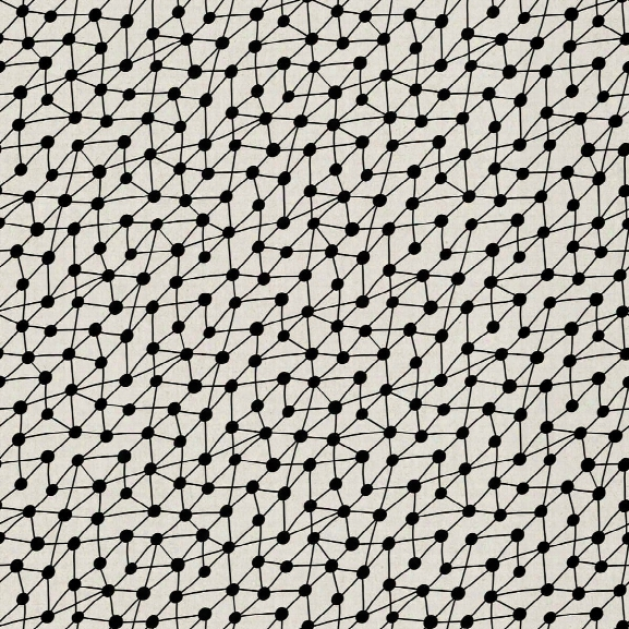 Connect Self Adhesive Wallpaper In Black On Paper By Bobby Berk For Tempaper