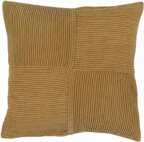 Conrad Pillow In Burnt Orange Design By Glucksteinhome