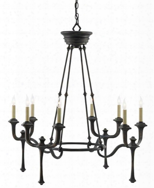 Conversation Chandelier Design By Currey & Company